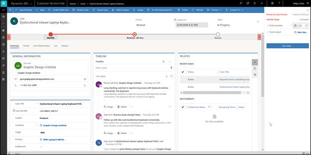 Microsoft Dynamics 365 |embrace the Unified Interface | Dynamics 365 Support